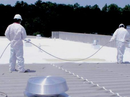 Roof Sealing Systems